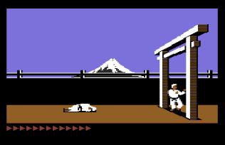 Karateka C64 11