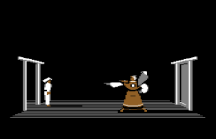 Karateka C64 12