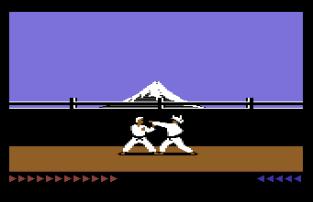 Karateka C64 20