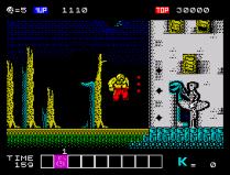 Karnov ZX Spectrum 07
