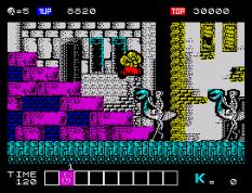 Karnov ZX Spectrum 11