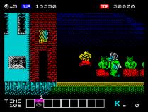 Karnov ZX Spectrum 14