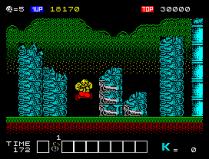 Karnov ZX Spectrum 16