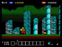 Karnov ZX Spectrum 17