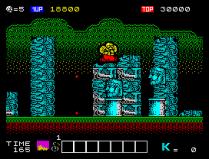 Karnov ZX Spectrum 18