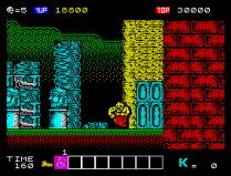 Karnov ZX Spectrum 19