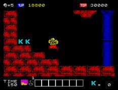 Karnov ZX Spectrum 21