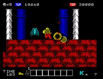 Karnov ZX Spectrum 25