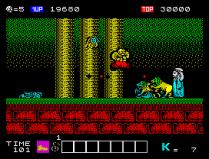 Karnov ZX Spectrum 29