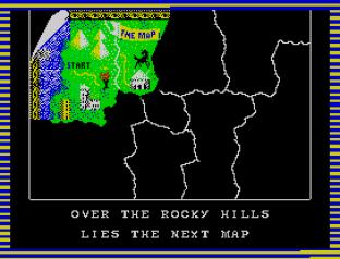 Karnov ZX Spectrum 31