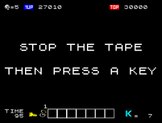 Karnov ZX Spectrum 32