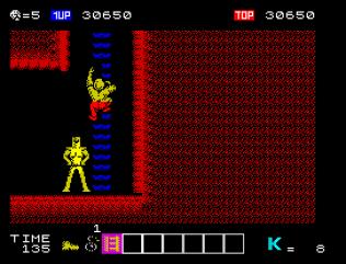 Karnov ZX Spectrum 40