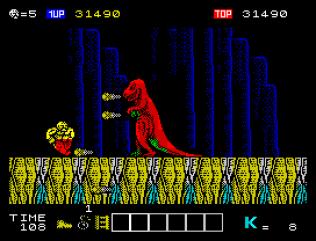 Karnov ZX Spectrum 41