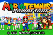 Mario Tennis - Power Tour GBA 004