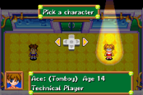 Mario Tennis - Power Tour GBA 006