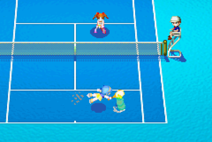 Mario Tennis - Power Tour GBA 031