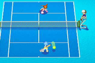 Mario Tennis - Power Tour GBA 033