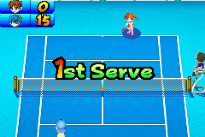 Mario Tennis - Power Tour GBA 034