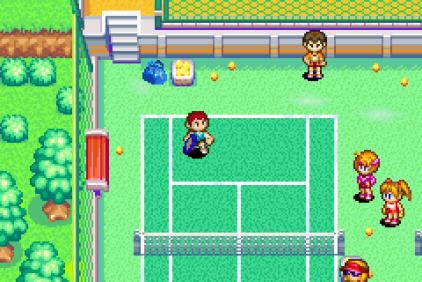 Mario Tennis - Power Tour GBA 045