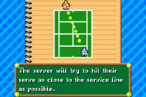 Mario Tennis - Power Tour GBA 057