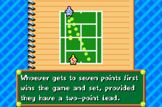 Mario Tennis - Power Tour GBA 065