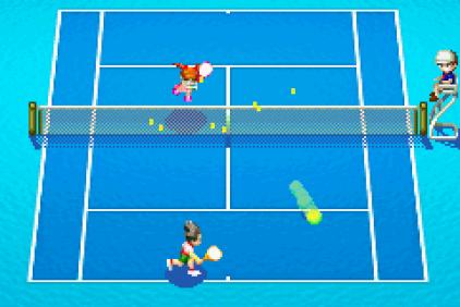 Mario Tennis - Power Tour GBA 078