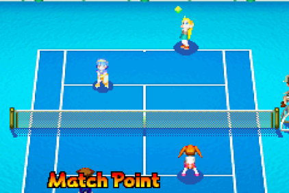 Mario Tennis - Power Tour GBA 097