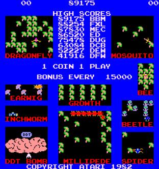 Millipede Arcade 01