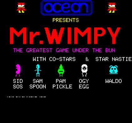 Mr Wimpy Oric 01
