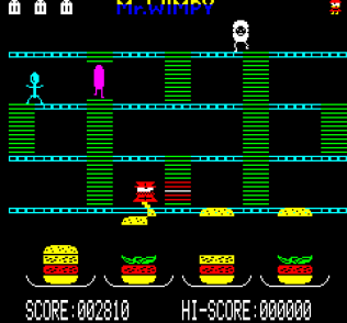 Mr Wimpy Oric 11