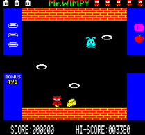Mr Wimpy Oric 13