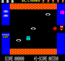 Mr Wimpy Oric 14