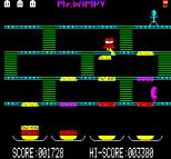 Mr Wimpy Oric 17