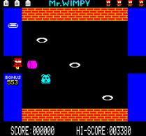 Mr Wimpy Oric 18