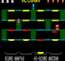 Mr Wimpy Oric 19
