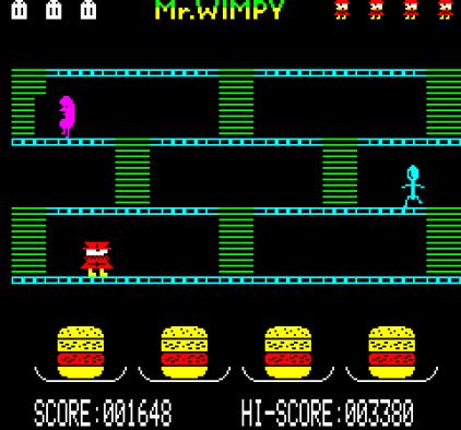 Mr Wimpy Oric 20