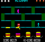 Mr Wimpy Oric 21
