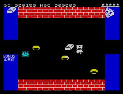 Mr Wimpy ZX Spectrum 09
