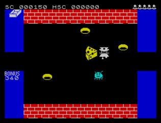 Mr Wimpy ZX Spectrum 10