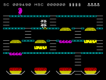 Mr Wimpy ZX Spectrum 14