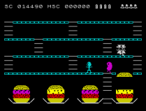 Mr Wimpy ZX Spectrum 17