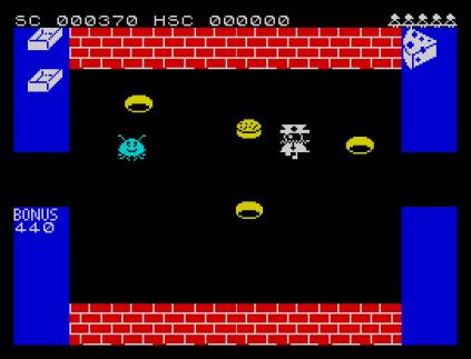 Mr Wimpy ZX Spectrum 20