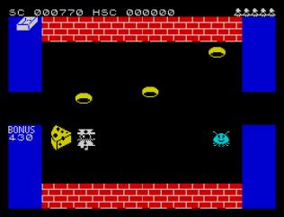 Mr Wimpy ZX Spectrum 21