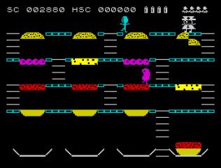 Mr Wimpy ZX Spectrum 22