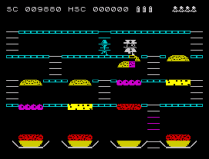 Mr Wimpy ZX Spectrum 24