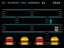 Mr Wimpy ZX Spectrum 27