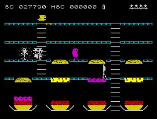Mr Wimpy ZX Spectrum 32