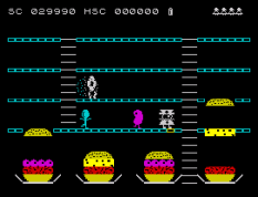 Mr Wimpy ZX Spectrum 33