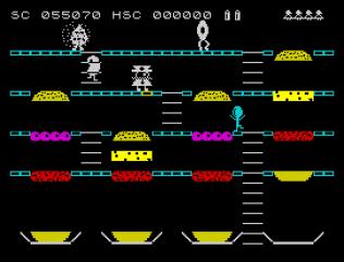 Mr Wimpy ZX Spectrum 43