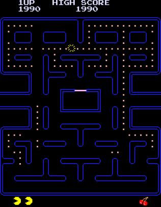 Pac-Man Arcade 12